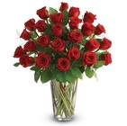 Two Dozen Long Stem Roses from Flowers by Ramon of Lawton, OK