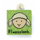 IF I WERE A LAMB BOARD BOOK from Flowers by Ramon of Lawton, OK