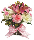 Pretty in Pink from Flowers by Ramon of Lawton, OK