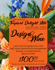 June Design & Wine from Flowers by Ramon of Lawton, OK