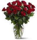 Two Dozen Roses from Flowers by Ramon of Lawton, OK