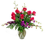 Ramon's Signature Roses & Orchids from Flowers by Ramon of Lawton, OK