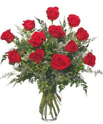Classic Dozen Roses from Flowers by Ramon of Lawton, OK