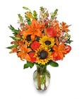 Fall Flower Gala from Flowers by Ramon of Lawton, OK