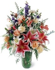 Star Gazer Bouquet from Flowers by Ramon of Lawton, OK
