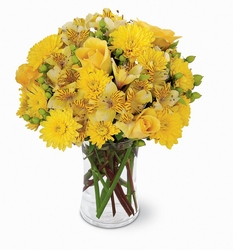 Sunny Day Bouquet from Flowers by Ramon of Lawton, OK