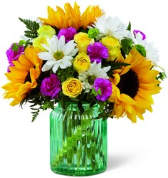 Sunlit Meadows Bouquet by Better Homes and Gardens from Flowers by Ramon of Lawton, OK