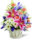 The FTD Wondrous Nature Bouquet from Flowers by Ramon of Lawton, OK