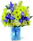 The FTD Little Miracle Bouquet  Boy from Flowers by Ramon of Lawton, OK