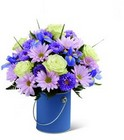 The FTD Color Your Day With Tranquility Bouquet  from Flowers by Ramon of Lawton, OK