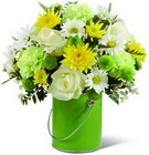 The FTD Color Your Day With Joy Bouquet  from Flowers by Ramon of Lawton, OK
