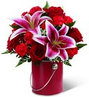 The FTD Color Your Day With Radiance Bouquet  from Flowers by Ramon of Lawton, OK