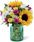 The FTD Sunlit Meadows Bouquet by Better Homes and Gardens from Flowers by Ramon of Lawton, OK