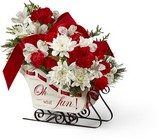 The FTD Holiday Traditions Bouquet from Flowers by Ramon of Lawton, OK