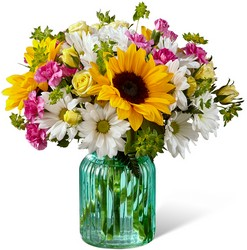 The FTD Sunlit Meadows Bouquet from Flowers by Ramon of Lawton, OK