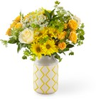 The FTD Hello Sunshine Bouquet from Flowers by Ramon of Lawton, OK
