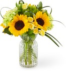 The FTD Sunlit Days Bouquet from Flowers by Ramon of Lawton, OK