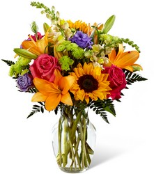 The FTD Best Day Bouquet from Flowers by Ramon of Lawton, OK