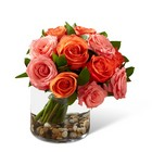 The FTD Blazing Beauty Rose Bouquet from Flowers by Ramon of Lawton, OK