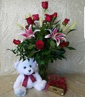 Sweetheart Package from Flowers by Ramon of Lawton, OK