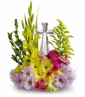 Teleflora's Crystal Cross Bouquet from Flowers by Ramon of Lawton, OK