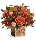 Teleflora's Copper Petals Bouquet from Flowers by Ramon of Lawton, OK