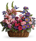 Country Basket Blooms from Flowers by Ramon of Lawton, OK