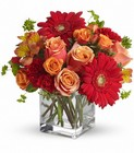 Santa Fe Sunset Bouquet from Flowers by Ramon of Lawton, OK