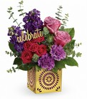 Teleflora's Thrilled For You Bouquet from Flowers by Ramon of Lawton, OK