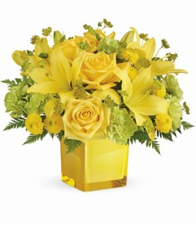 Sunny Mood Bouquet from Flowers by Ramon of Lawton, OK