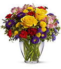 Brighten Your Day from Flowers by Ramon of Lawton, OK