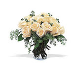White Roses from Flowers by Ramon of Lawton, OK