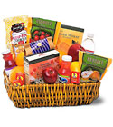 Healthy Gourmet Basket from Flowers by Ramon of Lawton, OK