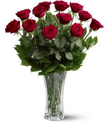 A Dozen Long Stem Red Roses from Flowers by Ramon of Lawton, OK